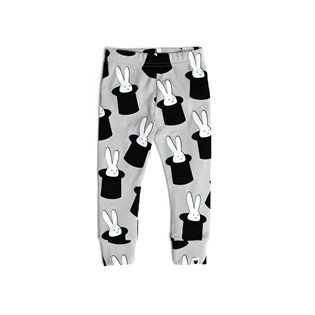 Rabbit In A Hat Leggings