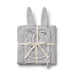 Adele Terry Baby Package - Rabbit Dumbo Grey