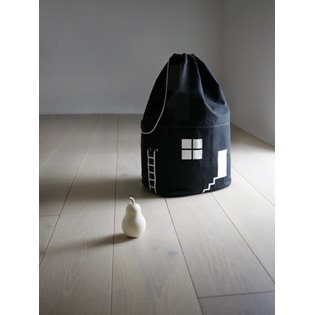House No.2 - Organic Storage Bag - Large