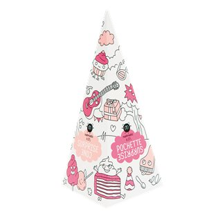 Nailmatic Kids Surprise Cone - Princess Cookie