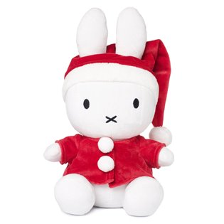 Miffy Santa Sitting Large