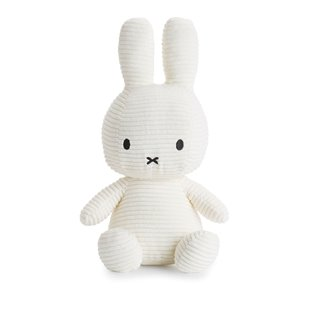 Miffy Corduroy White Large