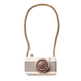 Wooden Camera - Pebble Grey