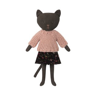 Maileg Chatons - Kitten - Black