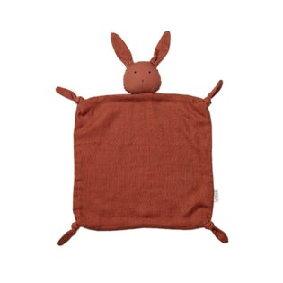 Agnete Cuddle Cloth - Rabbit Rusty