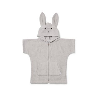 Lela Cape - Rabbit Dumbo Grey