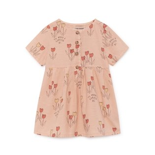 Poppy Prairie Princess Baby Dress