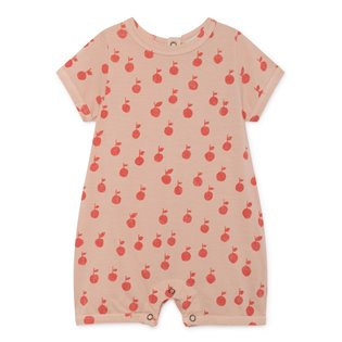 Apples Baby Playsuit