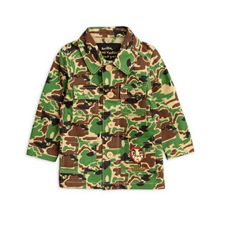 Safari Jacket - Green