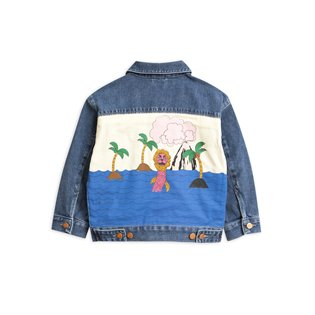 Seamonster Denim Jacket - Blue