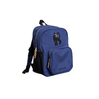 Panther School Bag - Blue