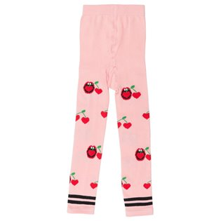Cherry Snack Tights