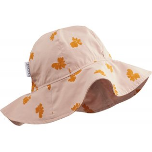 Amelia Sun Hat - Sprout Rose