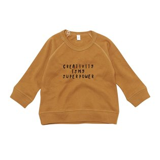 Creativity Sweatshirt - Spice