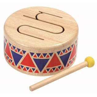 Solid Drum - Wooden Toy