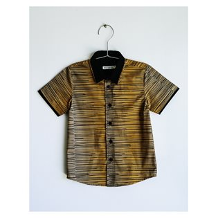 Diogo Animal Print Shirt
