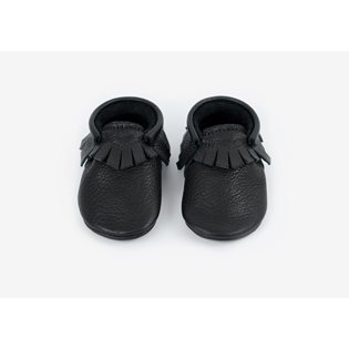 Amy & Ivor Moccasin - Black