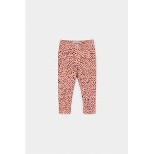 All Over Leopard Pink Leggings