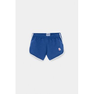 Blue Runner Shorts