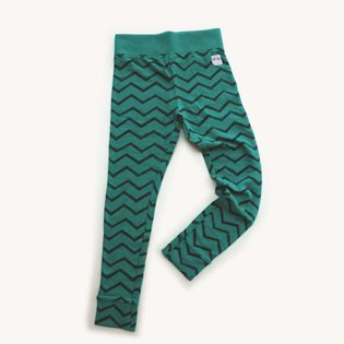 Zap - Zigzag Leggings