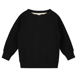 Crewneck Sweater - Nearly Black