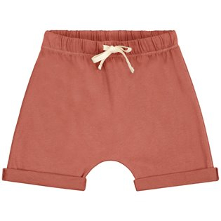 Shorts - Faded Red