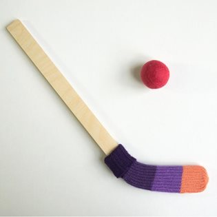 Mini Hockey Stick R/M