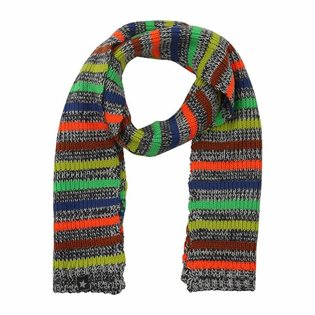 Molo Kids Kell Knit Scarf - Carbon Mouline
