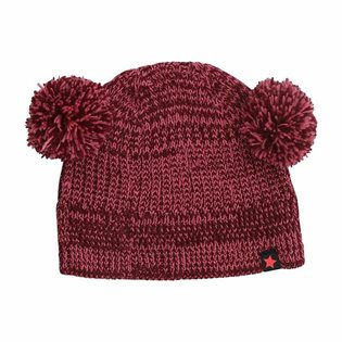 Molo Kids Kelly Knit Hat - Grape