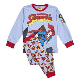 Superman Comic Pyjamas