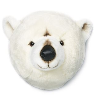 Bibib Polar Bear Head