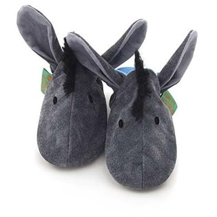 Donkey - Baby Shoes