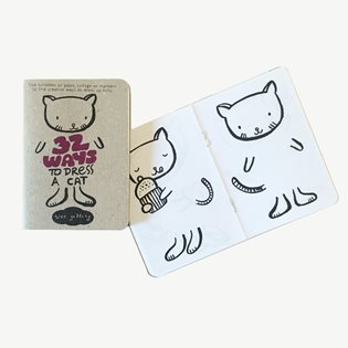Dress up a Cat Activity Book