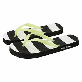 Molo Zoe Flip Flop - Block Stripes