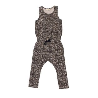 Serpentine Golden Flower Leo Jumpsuit
