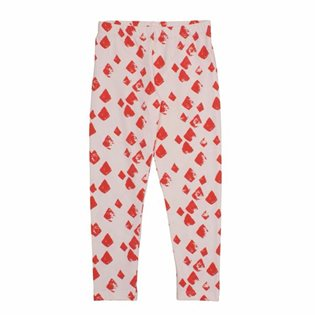 Noe & Zoe Leggings - Flamingo Diamonds