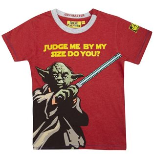 Star Wars Yoda Judge Me T-Shirt