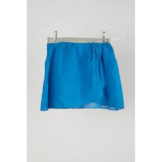 Blue Dance Skirt