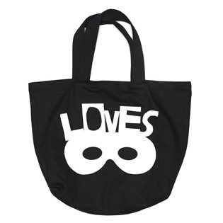 Beau Loves Canvas Tote Bag