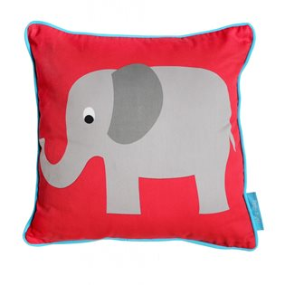Red Elly Cushion