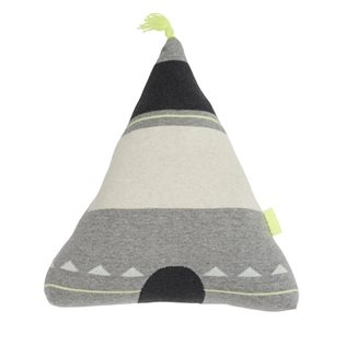 WigWam Cushion - Yellow