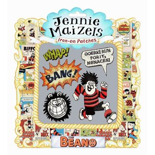 Beano - Clothes Plasters Set