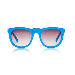 Bobby Sunglasses - Blue Neon