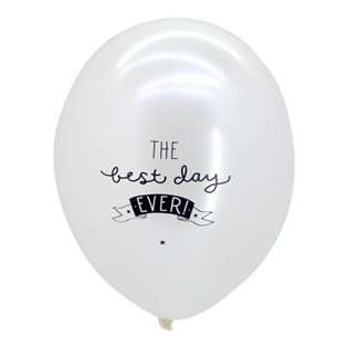 Text Balloon - Best Day Ever