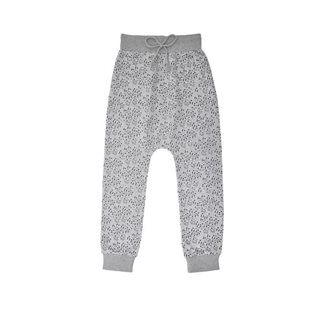 Love Fur Slouchy Pants - Grey