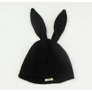 Rabbit Hat - Black