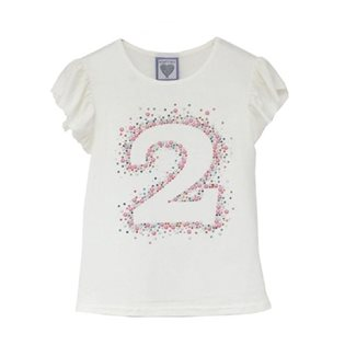 Birthday T-Shirt with Number