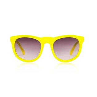 Bobby Sunglasses - Yellow Neon