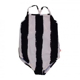 Noe & Zoe Swimsuit - Black Stripes