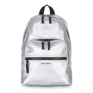 Elwood Backpack - Silver